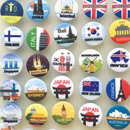 COUNTRY MAGNETS